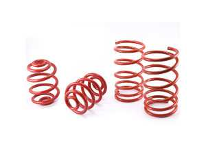 ES#3674895 - SKE30C016 - Bavarian Autosport Performance Springs - Set of 4 - Specifically engineered to offer drivers both handling and comfort. Lowering of about 30mm front and rear. - Bavarian Autosport - BMW