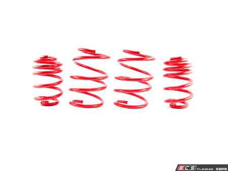 ES#3674903 - SKE466016 - Bavarian Autosport Performance Springs - Set of 4 - Specifically engineered to offer drivers both handling and comfort. Lowering of about 30mm front and rear. - Bavarian Autosport - BMW