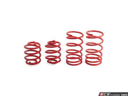 ES#3674905 - SKM330016 - Bavarian Autosport Performance Springs - Set of 4 - Bavarian Autosport - BMW