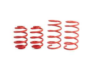 ES#3674906 - SKM332016 - Bavarian Autosport Performance Springs - Set of 4 - Specifically engineered to offer drivers both handling and comfort. Lowering of about 15mm front and rear. - Bavarian Autosport - BMW