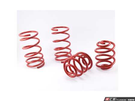 ES#3674894 - SKE306N16 - Bavarian Autosport Performance Springs - E30 - Specifically engineered to offer drivers both handling and comfort. Lowering of about 30mm front and rear. - Bavarian Autosport - BMW