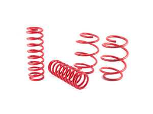 ES#3674900 - SKE398016 - Bavarian Autosport Performance Springs - Set of 4 - Specifically engineered to offer drivers both handling and comfort. Lowering of about 30mm front and rear. - Bavarian Autosport - BMW