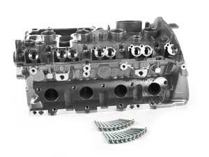 ES#3569508 - 06H103064AC - Complete Cylinder Head - Without Camshafts - 100% new cylinder head for your 2.0T valvelift Audi - Complete with valves and valve springs. - AMC - Audi