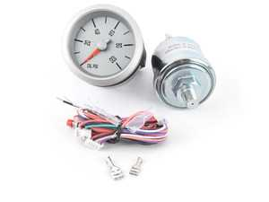 ES#3551009 - 7473 - Oil Pressure (Peak/Warn) - Add factory looking silver and amber/red gauges to your MINI cooper - Marshall - MINI
