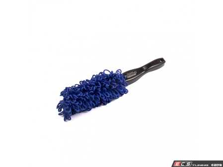 """ES#3673702 - 96630 - California Microfiber Wheel Duster - Featuring a unique """"fork"""" design that closes around spokes: get two sides at once! - California Duster - Audi BMW Volkswagen Mercedes Benz MINI Porsche"""