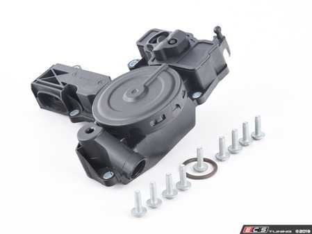 """ES#3659030 - 06h103495ahktKT - Pressure Control Valve (PCV) Repair Kit - Also called the """"breather valve"""" or """"oil separator"""". Located on top of the valve cover. - Assembled By ECS - Audi Volkswagen"""