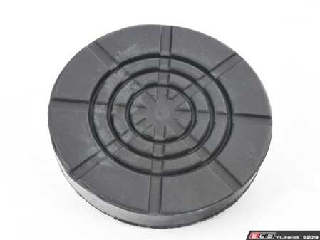 ES#3610344 - TOL-3601400 - Jack Saddle Cushion - Prevent damage to the underside of your vehicle with this rubber cushion. - AC Hydraulic - Audi BMW Volkswagen Mercedes Benz MINI Porsche