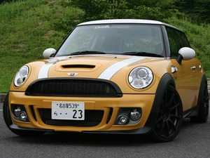 ES#3677726 - R56FB1.11FRP - Duell AG R56 Front Bumper Krone Edition V1.11 Style - FRP - Straight from Japan aggressive front bumper cover that has an import tuner design - Duell Ag - MINI