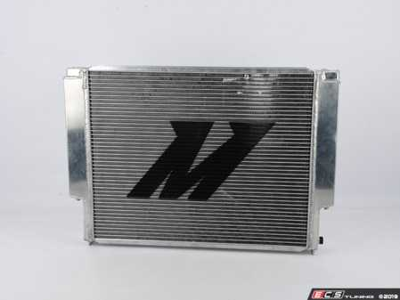 ES#3677491 - MMRADE3692Xsd - X-Line Performance Aluminum Radiator - *Scratch And Dent* - Lightweight performance radiator for improved cooling and efficiency - Mishimoto - BMW