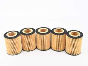 ES#3647044 - 11427512300HKT - Oil Filter Kits, Pack Of 5 - Stock Up And SAVE! - OE quailty for your BMW M54, buy in sets of 5 or 10 - Hengst - BMW