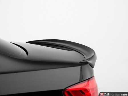 ES#3437602 - 024929ECS014 - M Tech Style Carbon Fiber Spoiler - E92 - A 2x2 Carbon weave and a mid level kick give this spoiler a striking appearance. - ECS - BMW
