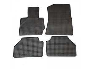 ES#3672482 - 15810 - All-Weather Floor Mat Set - Set of 4 - Black - Bavarian Autosport - BMW