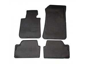 ES#3672500 - 16610 - All-Weather Floor Mat Set - Set of 4  - Black - Bavarian Autosport - BMW