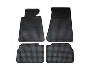 ES#3672490 - 16010 - All-Weather Floor Mat Set  - A complete set of front and rear floor mats, Black. - Bavarian Autosport - BMW