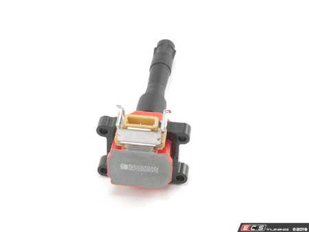 ES#3673198 - 5003 - High-Performance Ignition Coil - Priced each  - Modified core windings offer increased spark for a faster and more efficient burn. - Bavarian Autosport - BMW