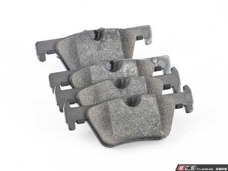 ES#2870836 - 34206799809 - Rear Brake Pad Set - OE replacement brake pads - Febi - BMW