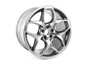 21 inch Rear Style 215 Ferric Grey Alloy Wheel - Priced Each