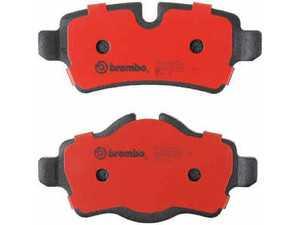 ES#3674680 - 34216778327 - Rear Brake Pads set - Quality brake pads from an original equipment supplier - Brembo - MINI
