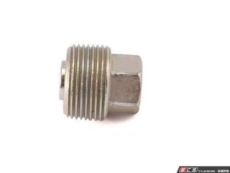 ES#3674944 - SSM24x1.514 - Dimple Magnetic Automatic Transmission Drain Plug - Made by Dimple to be the strongest magnetic transmission drain plug on the market! M24X1.5x14 - Dimple - BMW
