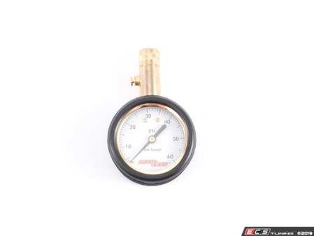 ES#3674849 - S60X - Analog Tire Gauge  - Pocket or glove box sized - never go without a pressure gauge. Reads from 0-60 psi. Made in the USA! - Accu-Gage - Audi BMW Volkswagen Mercedes Benz MINI Porsche