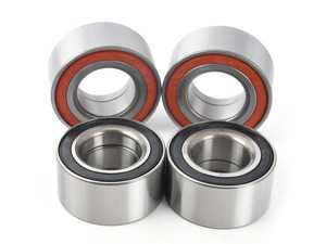 ES#3659725 - 4b0498625AKT7 - Complete Wheel Bearing Kit - All-inclusive kit includes both bearings - FAG - Audi