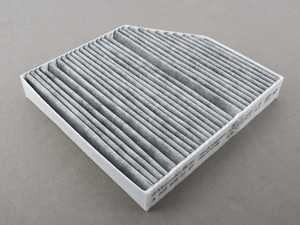 ES#3636447 - 205835014764 - Cabin Filter / Fresh Air Filter - A commonly missed filter, used to filter incoming air into the cabin - Genuine Mercedes Benz - Mercedes Benz