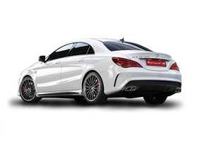 ES#3690185 - cla45amgKt2 - Performance exhaust for Mercedes CLA45 AMG - Increase HP and Torque and maintain your stock muffler - Supersprint - Mercedes Benz