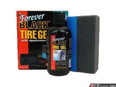 ES#3674392 - FB810 - Tire Gel and Foam Applicator - Makes tires look new. - Forever Black - Audi BMW Volkswagen Mercedes Benz MINI Porsche