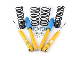 ES#2983944 - 46-190918 - B12 Pro-Kit Suspension System - Expertly matched performance Eibach Pro-line lowering springs and Bilstein shock/strut package for a dramatic increase in performance handling. World-famous Bilstein quality with a limited lifetime warranty! - Bilstein - BMW
