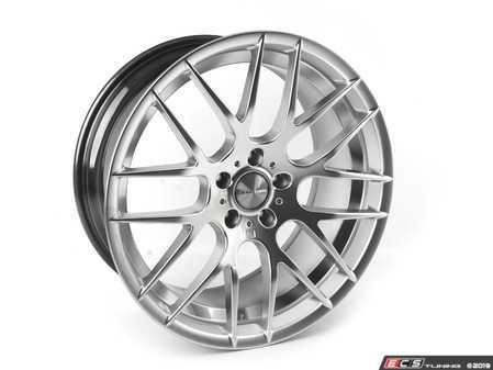 """ES#3677899 - M359-HS520209035 - 20"""" M359 Wheels Hyper Silver 20x9 ET35 - Avant Garde -"""
