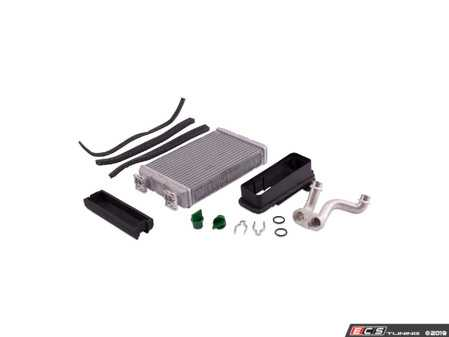 ES#3673045 - 64118373786 - Heater Core - Stop coolant loss and cure a fogged windshield - Behr - BMW