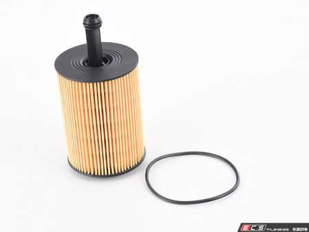 ES#3676540 - 071115562C -  Oil Filter - Priced Each - Keep contaminants out of your engine with a new oil filter - Hengst - Audi Volkswagen