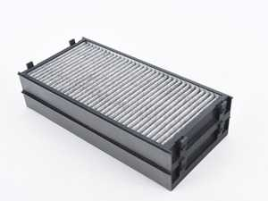 ES#261327 - 64119248294 - Cabin Filter / Fresh Air Filter - Set - Keep dust and allergens out of your vehicle with a new interior air filter - Hengst - BMW