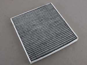 ES#3676708 - 5Q0819653 - Charcoal Lined Cabin Filter / Fresh Air Filter - A commonly missed filter, used to filter incoming air into the cabin - Hengst - Audi Volkswagen