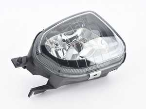ES#1767287 - 2118201256 - Fog Light Assembly - Right - Replacement fog lamp housing, includes bulb - Genuine Mercedes Benz - Mercedes Benz
