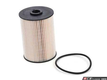ES#3676645 - 1K0127434B - Fuel Filter - Basic preventive maintenance for your TDI - Hengst - Volkswagen
