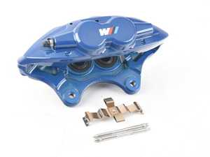 ES#3678204 - 34116799469sd - M Performance Caliper - Blue - *Scratch And Dent* - Left Front - Genuine BMW M Performance - BMW