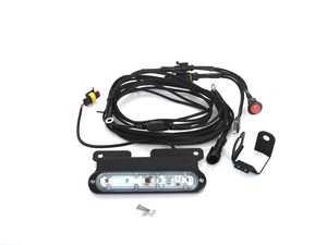 ES#3690279 - 017146ECS01 - Audi B8/8.5 A4/S4 Engine Bay Lighting Kit - Seamlessly integrate ultra bright LED lighting under your hood! - ECS - Audi