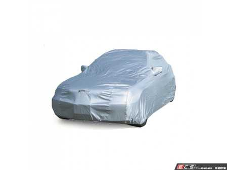 ES#3675054 - UCC0006 - Bavarian Autosport Ultimate Car Cover - E85/6 Z4 - Custom tailored for precise fit. Don't let your pride and joy suffer from dust, debris, and weather. - Bavarian Autosport - BMW