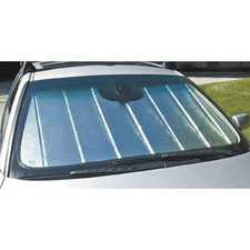 ES#3676293 - BM-60-R - Bavarian Autosport Ultimate Reflector Windshield Sunshade - Reduces heat build-up inside your BMW by as much as 40F and prevent heat-related interior damage - Bavarian Autosport - BMW