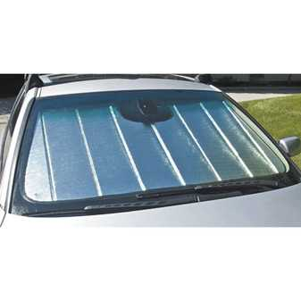 ES#3676283 - BM-25-R - Bavarian Autosport Ultimate Reflector Windshield Sunshade - Reduces heat build-up inside your BMW by as much as 40F and prevent heat-related interior damage - Bavarian Autosport - BMW