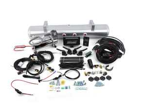 """ES#2966713 - 27698 - Universal Air Lift Performance 3H Kit - 1/4"""" Air Line  - Everything you need to add air to your car! Struts and Bags are not included. - Air Lift - Audi BMW Volkswagen Mercedes Benz MINI Porsche"""