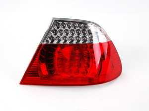 ES#174503 - 63216937454 - Outer LED Tail Light - Right - LED tail lights with clear turn signal - Genuine BMW - BMW