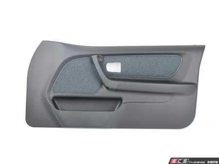ES#97721 - 51412277102 - TRIM PAN. FR. - Genuine BMW -