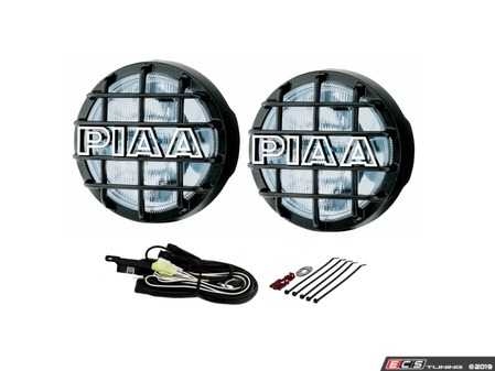 ES#3184410 - 05462 - PIAA Driving Lamp Kit 540 Series Xtreme White - Add some additional driving lights to your vehicle - PIAA - Audi BMW Volkswagen MINI