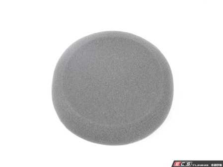 "ES#2777962 - ACC141 - UFO Applicator - Black - 4"" X 1.25"" - This versatile foam applicator is great for when precision and control are needed - Chemical Guys - Audi BMW Volkswagen Mercedes Benz MINI Porsche"