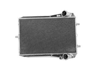 ES#2992658 - 7056 - High Performance Aluminum Radiator - left  - Lower engine temperatures mean more power and longer life of engine components! - CSF - Porsche