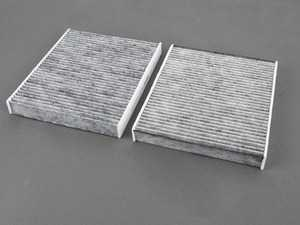 ES#3147579 - 64119272642 - Cabin Filter - set - Charcoal activated cabin filter - Micronair - BMW