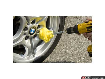"ES#3672314 - 10250 - Flitz Super Mini 2"" Buff Ball - A mini buffer for hard to reach places - Flitz - Audi BMW Volkswagen MINI Porsche"
