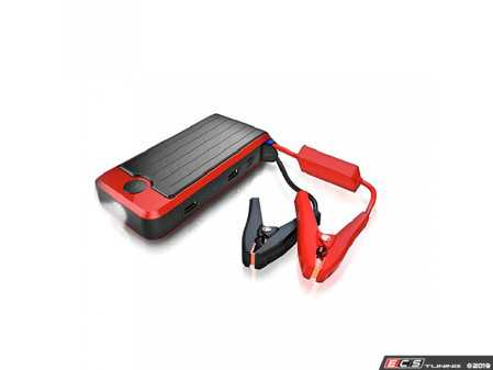 ES#3674735 - PBJS12000R - Power Bank/Jump Starter/LED Flashlight - (NO LONGER AVAILABLE) - Jump Starting, accessory charging, and an LED Flashlight all in one. - PowerAll -